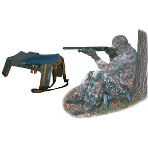 MTM Sportsman's Rump Rester Ground Hunting Set - Forest Green