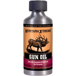Montana X-Treme Gun Oil 6 oz