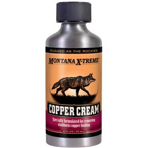 Montana X-Treme Copper Cream 6 oz Bottle
