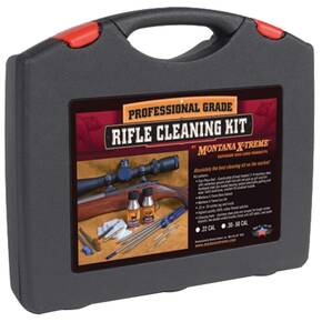 Montana X-Treme Professional Grade Gun Cleaning Kit .22 cal