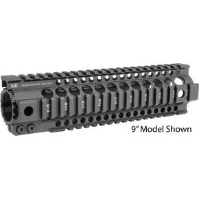 Midwest GEN II T-Series Free-Floating Rail