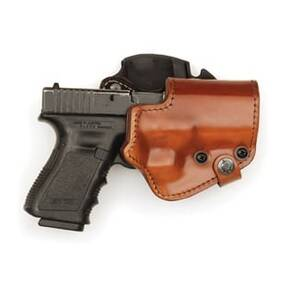 Mako Group for Glock 19 3-Layers Holster (Leather/Kydex/Lining) - BFL Version