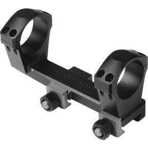 "Nightforce Ultralite Unimount 30mm, 1.125"", 20 MOA"