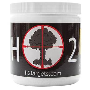 H2 Targets 1/2 lb Rifle Jar