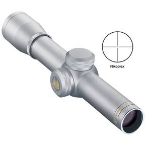 REFURBISHED Nikon Extended Eye Relief Monarch Handgun Scope - 2x20mm NikoPlex Reticle Silver