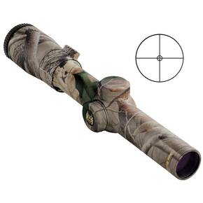 REFURBISHED Nikon Monarch Shotgun Scope - 1.5-4.5x20mm TurkeyPro Reticle REALTREE HD Green