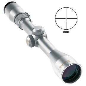 "Nikon Prostaff Rifle Scope - 3-9x40mm 1"" Tube BDC Reticle 11.3-33.8' FOV 3.6"" ER Silver"