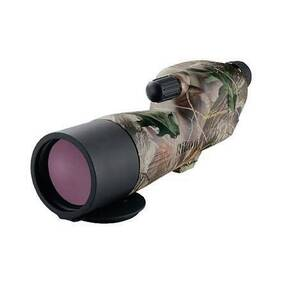 REFURBISHED Nikon Sky & Earth Team RealTree Spotting Scope Angle Body - 15-45x60mm - RealTree Hardwoods Green HD camo