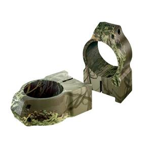 "Nikon 2-Piece Standard Steel Scope Rings - 1"" Medium, RealTree Max-1"