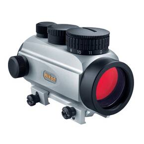REFURBISHED Nikon Monarch VSD 1x30 Red Dot Sight - Silver