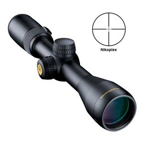 REFURBISHED Nikon Slughunter Shotgun Scope - 1.65-5x36mm Nikoplex Reticle Matte