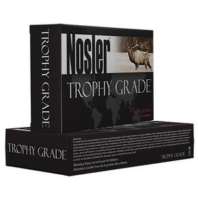 Nosler Trophy Grade Varmint Rifle Ammunition .223 Rem 35 gr BTLF 3750 fps - 20/box