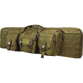 NcStar Vism By Ncstar Double Carbine Case/Tan/42 In