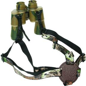 Outdoor Connection Binocular Harness Camo