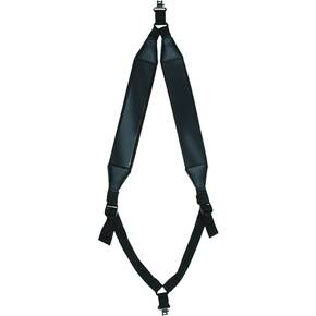 Outdoor Connection Sling Backpack Blk W/Talon
