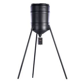 On Time Tomahawk VL 25-Gallon Tripod Feeder