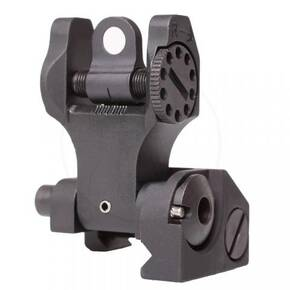 Troy Rear Folding BattleSight Black