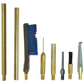 Otis Brass Scraper Set
