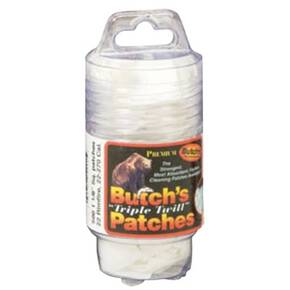 "Pachmayr Butch's ""Triple Twill"" Patches Handi-Pak 2-1/4"" 150-Pack"