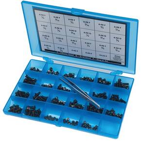 Pachmayr Master Gunsmith 277-Piece Screw Kit