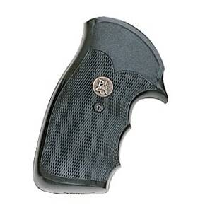 Pachmayr Gripper Grips S&W J-Frame, Square Butt