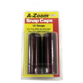 A-Zoom Metal Snap Caps 12 ga 2/ct