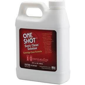 Hornady Lock-N-Load Sonic Cleaner Solution - 32 fl oz