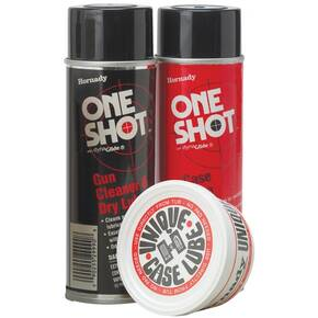 Hornady One Shot Gun Cleaner w/Dyna Glide Plus - 5.5 oz.