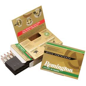 Remington Premier A-Frame Rifle Ammunition .416 Rem Mag 400 gr PSP 2400 fps - 20/box