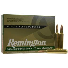Remington Premier Core-Lokt Ultra Bonded Rifle Ammunition .300 SAUM 165 gr PSP  - 20/box