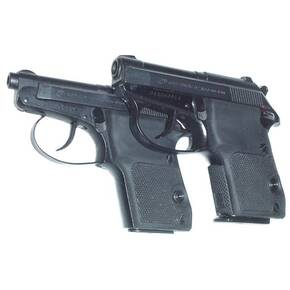 Pearce Grip Rubber Side Panels Beretta Tomcat
