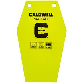 "Caldwell AR500 10"" Coffin Target"