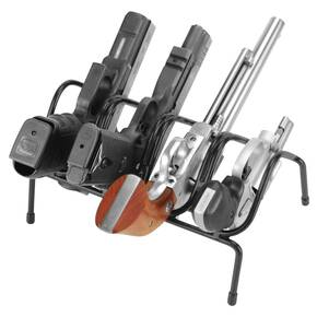 Lockdown Handgun Rack