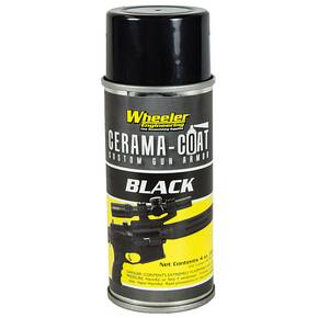 Wheeler Engineering Cerama-Coat Firearm Finish - Black 2oz.