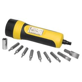 Battenfeld Technologies Fat Wrench with 10-Bit Set