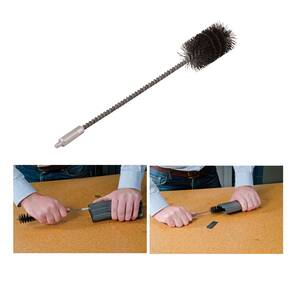 Tipton Magazine Cleaning Brush Fits Most Single/Double Stack Magazines