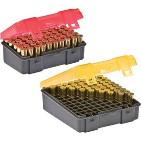 Plano Flip Top Handgun Ammo Case