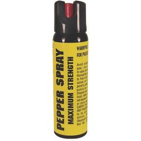 Eliminator Twist Lock Canister Pepper Spray 4 oz.