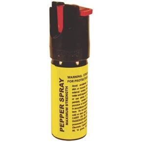 Eliminator Pepper Canister Spray - 1/2 oz Pepper Spray - CAN ONLY