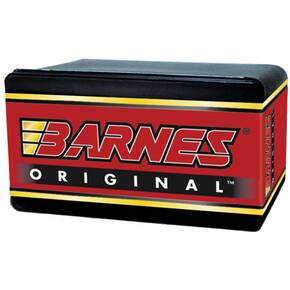 "Barnes Originals Bullets .38/55 WCF .377"" 255 gr FNSP 50/ct"