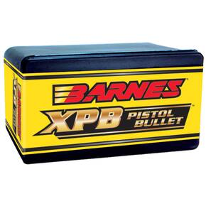 "Barnes XPB Pistol Bullets .500 S&W Mag .500"" 375 gr XPBFB PST 20/ct"