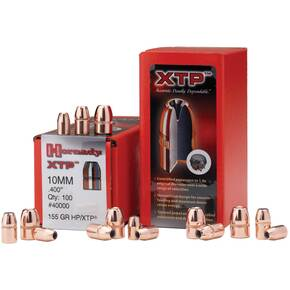 "Hornady XTP Handgun Bullets .50 Action Express .500"" 300 gr XTP 50/ct"