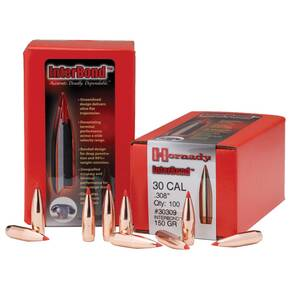 "Hornady InterBond Bullets 6mm .243"" 85 gr IB 100/ct"