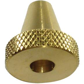 Pro-Shot Brass Muzzle Guard - Fits .22-.26 cal Rods