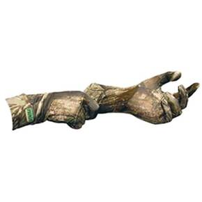 Primos Hunting Stretch-Fit Gloves with Extended Cuff - RealTree APG