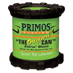 "Primos ""THE Original Can"" Estrus Bleat with Grip Rings"