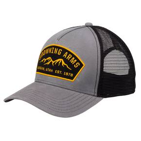 Browning Clothing Cap Ranger Gray