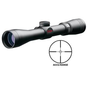"Redfield Revolution Rifle Scope - 2-7x33mm Accu-Range 43.2-17.3' 3.7-4.2"" Matte"