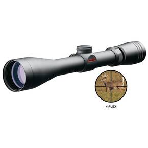 "Redfield Revolution Rifle Scope - 3-9x40mm 4-Plex 32.9-13.1' 3.7-4.2"" Matte"