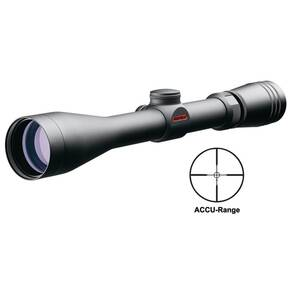 "Redfield Revolution Rifle Scope - 4-12x40mm Accu-Range 9.9-9.4' 3.7-4.9"" Matte"